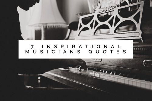 singing musicians quotes